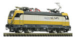 Fleischmann 738972 N Gauge Swiss Rail Traffic Re487 Traxx3 Electric Locomotive - DCC Sound
